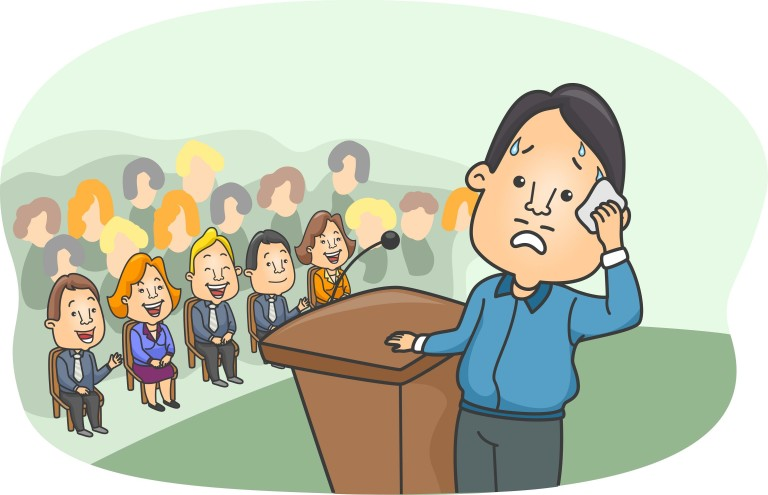 personal story about fear of public speaking Public speaking can serve the purpose of transmitting information, telling a story, motivating people to act or some combination of those.